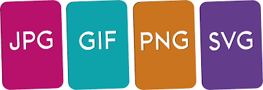 six common file formats